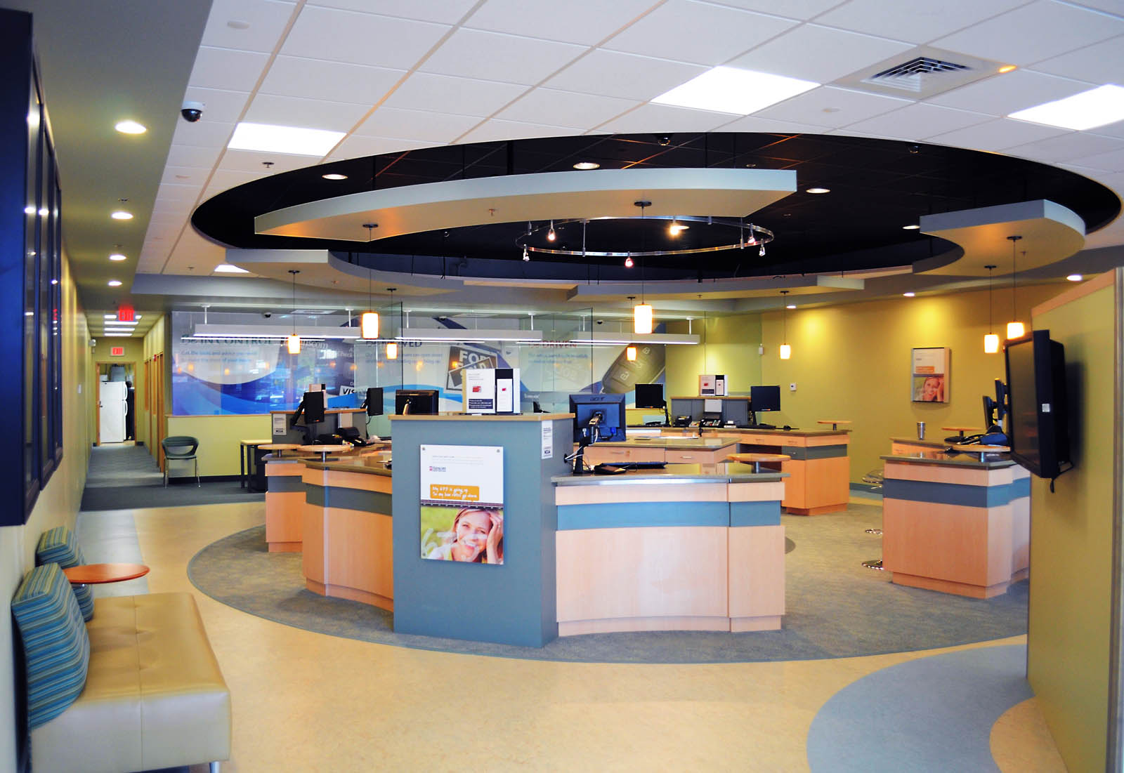 Hanscom Federal Credit Union, Bedford, MA